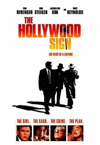 The Hollywood Sign DVD Movie