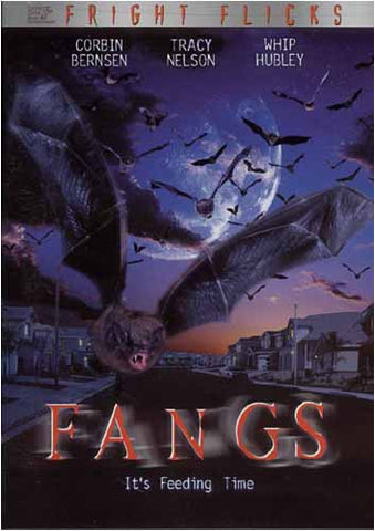 Fangs DVD Movie