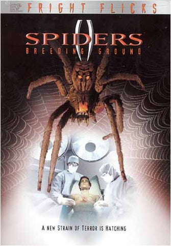 Spiders 2 - Breeding Ground DVD Movie