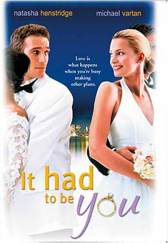 It Had To Be You DVD Movie