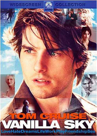 Vanilla Sky DVD Movie