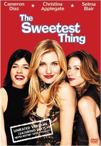 The Sweetest Thing (Unrated Version) DVD Movie