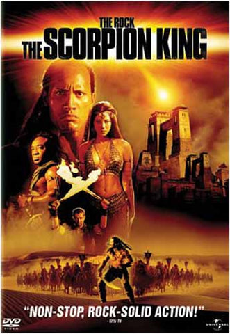 The Scorpion King (Collector s Edition) (Full Screen) (Bilingual) DVD Movie