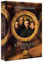 Stargate SG-1 (The Complete (2) Second Season) (Boxset)