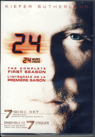 24 - Season One (Bilingual) (Boxset) DVD Movie