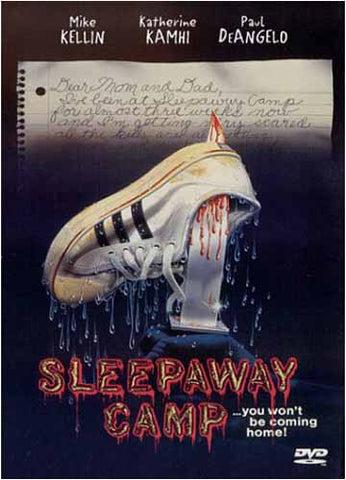 Sleepaway Camp DVD Movie