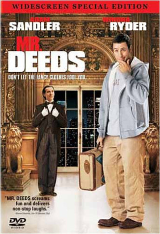 Mr. Deeds (Widescreen Special Edition) DVD Movie