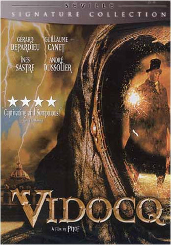 Vidocq DVD Movie
