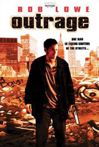Outrage (Rob Lowe) DVD Movie