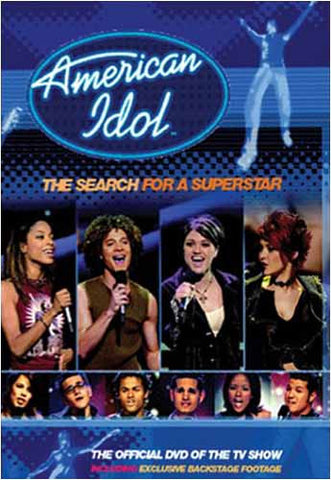 American Idol - The Search For A Superstar DVD Movie