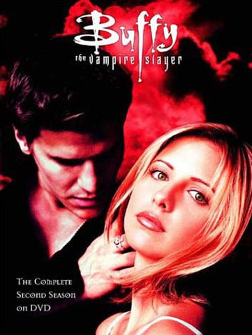 Buffy the Vampire Slayer - The Complete Second Season (Keepcase) DVD Movie