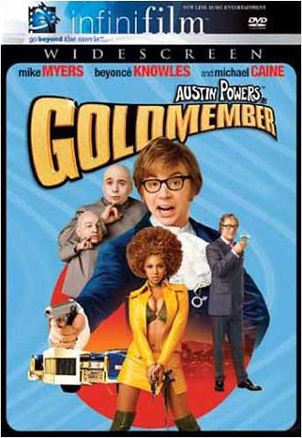 Austin Powers In Goldmember (Widescreen)(Bilingual) DVD Movie
