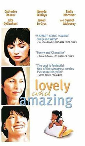 Lovely And Amazing DVD Movie