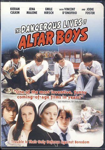 The Dangerous Lives Of Altar Boys DVD Movie