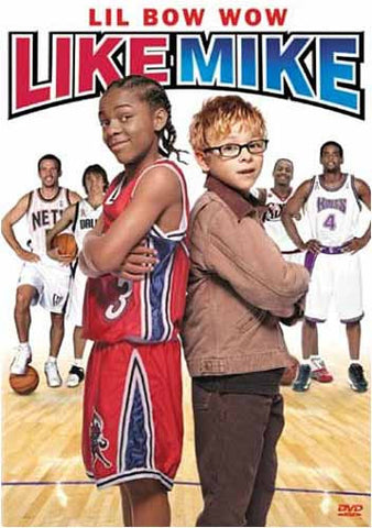 Like Mike DVD Movie