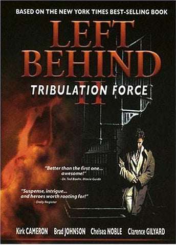 Left Behind 2 - Tribulation Force DVD Movie