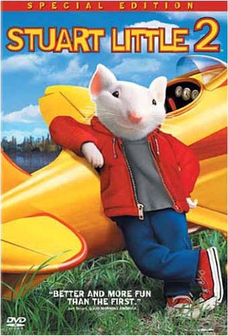 Stuart Little 2 - Special Edition DVD Movie