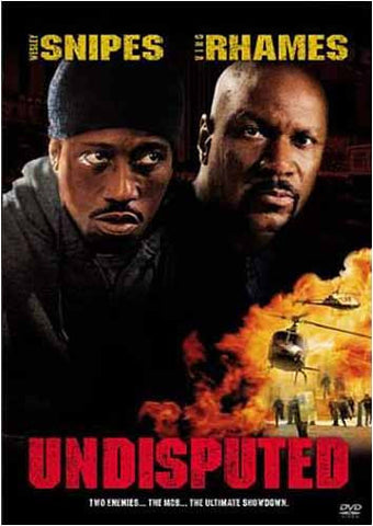 Undisputed DVD Movie