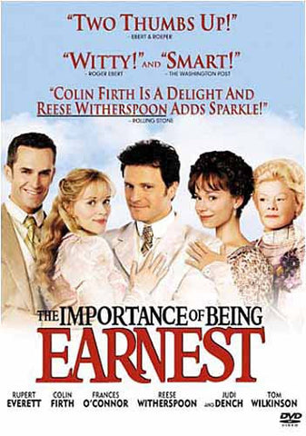 The Importance of Being Earnest (Rupert, Everett) DVD Movie