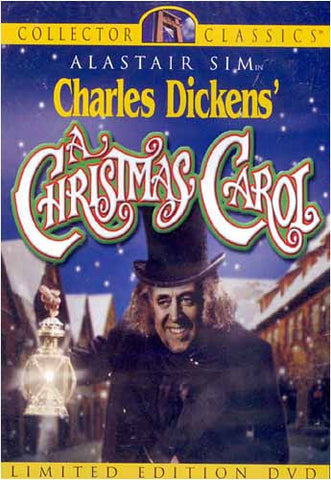 A Christmas Carol (Collectors Classic Limited Edition DVD) DVD Movie