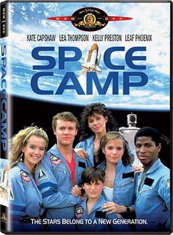 Space Camp DVD Movie
