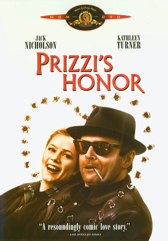 Prizzi's Honor DVD Movie