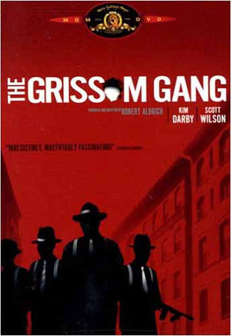 The Grissom Gang DVD Movie