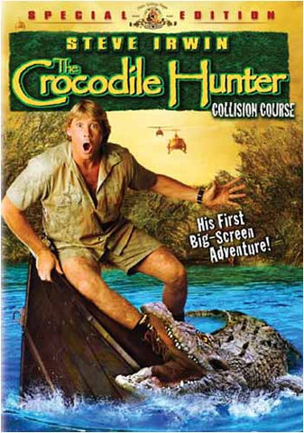 The Crocodile Hunter - Collision Course (Special Edition) (MGM) (Bilingual) DVD Movie