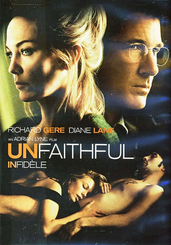 Unfaithful (Infidele) DVD Movie