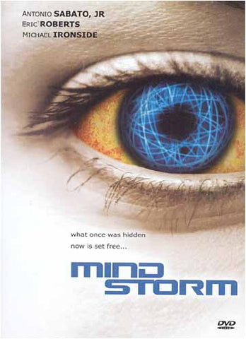 Mind Storm DVD Movie