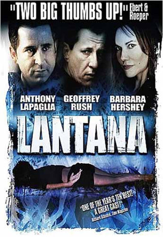 Lantana DVD Movie
