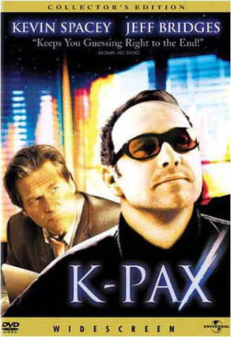 K-Pax - Collector s Edition (Widescreen) (Bilingual) DVD Movie