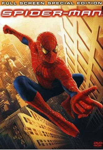 Spider-Man (Full Screen Special Edition) DVD Movie