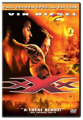 XXX (Full Screen Special Edition) DVD Movie