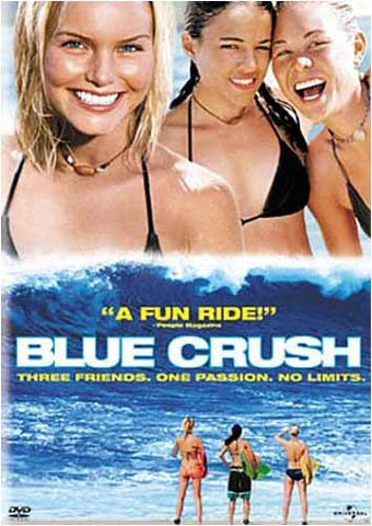 Blue Crush Collector's Edition (Full Screen) DVD Movie