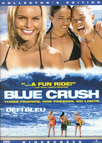 Blue Crush Collector's Edition (Widescreen) DVD Movie