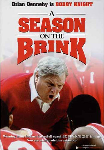 A Season on the Brink DVD Movie