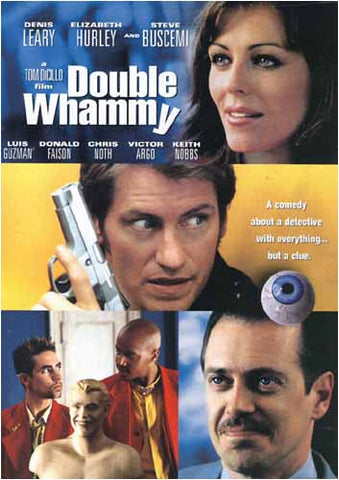 Double Whammy DVD Movie