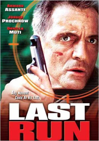 Last Run DVD Movie