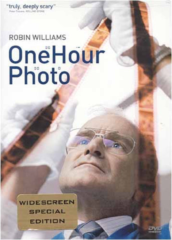 One Hour Photo (Widesceen) DVD Movie