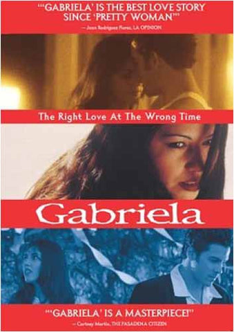 Gabriela DVD Movie