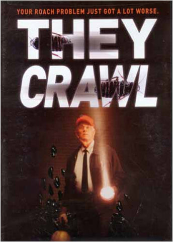 They Crawl DVD Movie