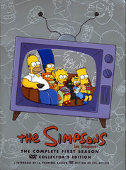 The Simpsons / Les Simpson - The Complete First Season (Collector s Edition) (Bilingual) (Boxset)