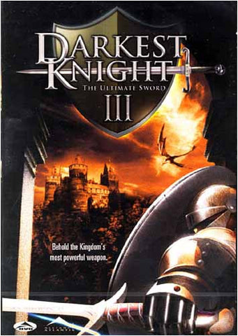 Darkest Knight 3 - The Ultimate Sword DVD Movie