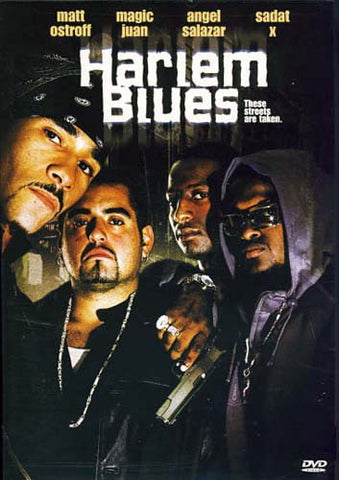Harlem Blues DVD Movie