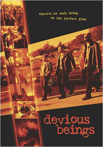 Devious Beings DVD Movie