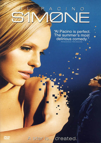 Simone DVD Movie