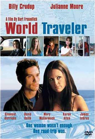 World Traveler (Le Globe-Trotter) (Bilingual) DVD Movie