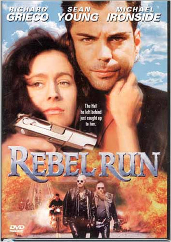 Rebel Run DVD Movie