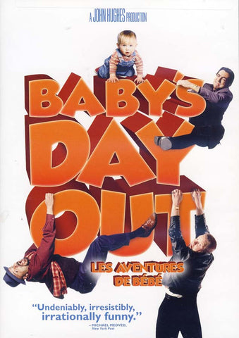 Baby's Day Out (Les Adventures De Bebe) DVD Movie